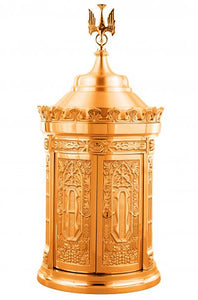 Bronze Tabernacle Style 6412