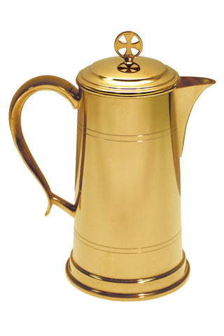 Gold Plated Flagon (Style K311)