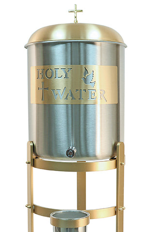 Holy Water Tank with Stand (Style: K450)