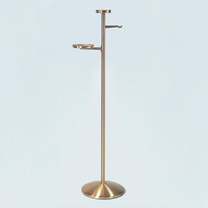 Floor Censer Stand with Boat Holder (Style: 56CE20)