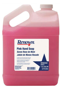 Pink Hand Soap (Style: REN02502)
