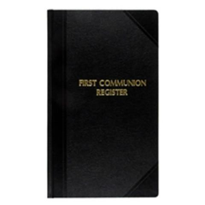 First Communion Register by F.J. Remey (Style: 27)