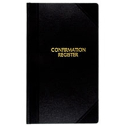 Confirmation Register by F.J. Remey (Style: 22)