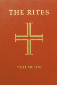 The Rites of the Catholic Church: Volume One - LTP 6015