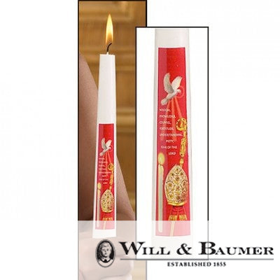 "Confirmation Candle: ""Seven Gifts of God"" (Case of 24)"