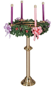 Standing Advent Wreath(Style: ZZ1937)