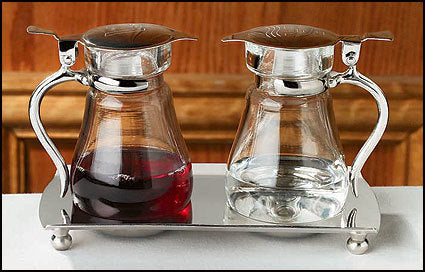 Cruet Set with Tray (Series NS688)