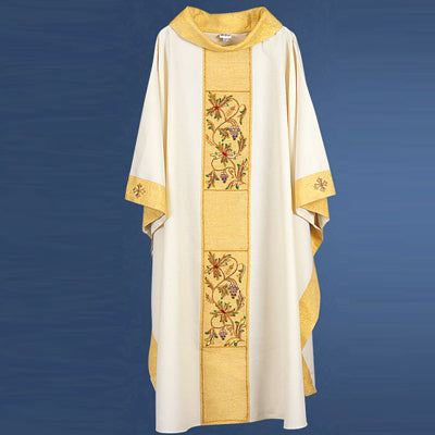 Gothic Chasuble and Stole (Style HB1)