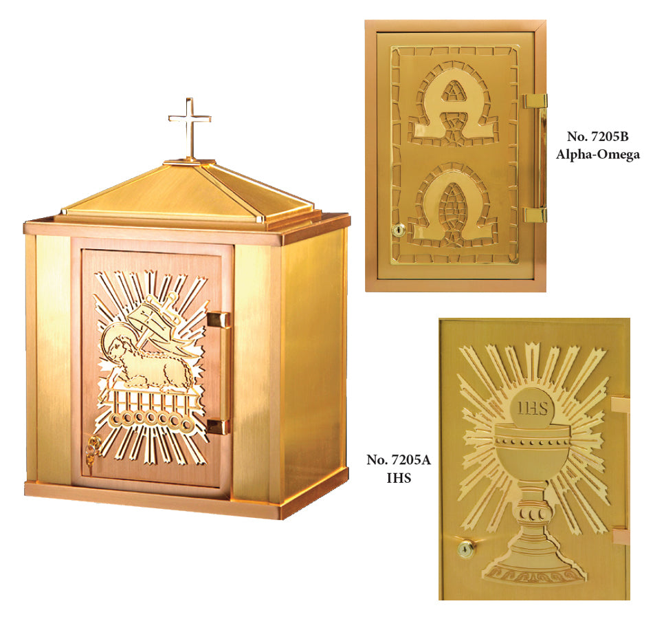 Tabernacle (Style: 7205)