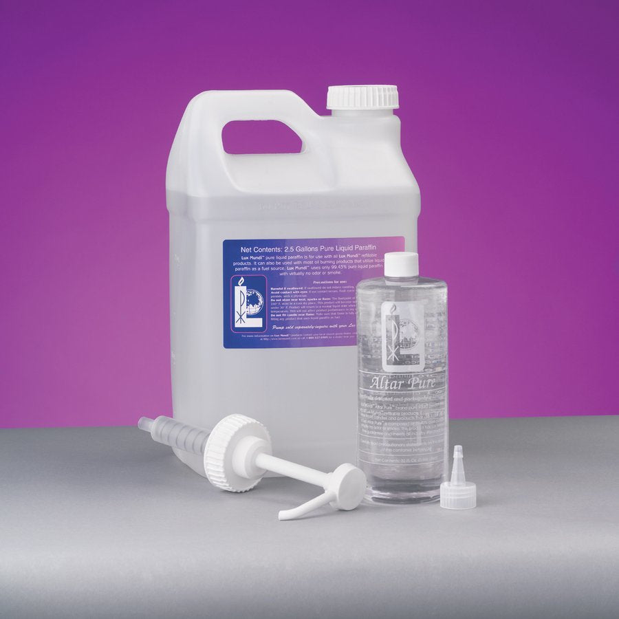 Liquid Paraffin Pump Kit