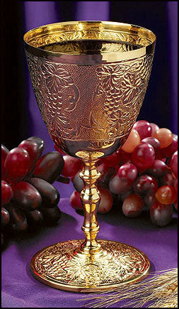 Grapevine Communion Cup (Series NS716)