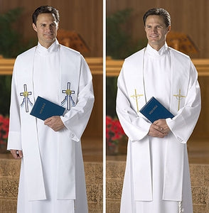 Reversible Baptismal and Wedding Stole