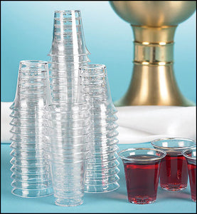 Disposable Communion Cups: Case of 4,000