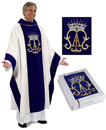 Marian Chasuble (Series TS418)