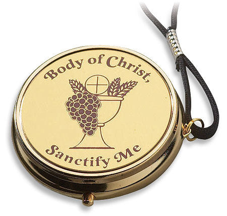 Body of Christ, Sanctify Me Pyx - 3 Pack (Series JS298)
