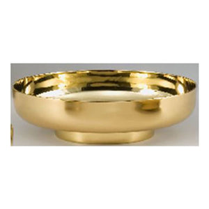 "9"" Bowl Paten with High Polished Interior(Style 4911-9)"