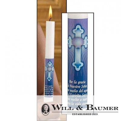 "Baptismal Candle: ""Gifts of God"" (Case of 12)"