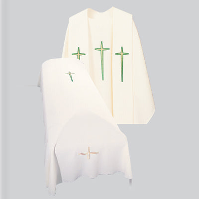 Beau Veste Resurrection Mass Set (Style Cross)