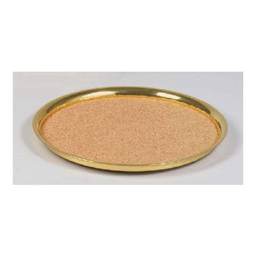 "11"" Round Communion Tray(Style 827-11)"