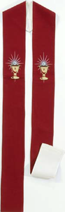 Washable Clergy Stole by Harbro (Style - HAR 611)