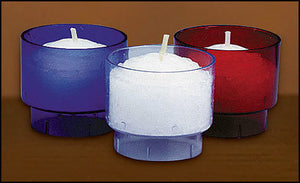 Brite-Lite Votive Candles, 4 Hour 504 / Case