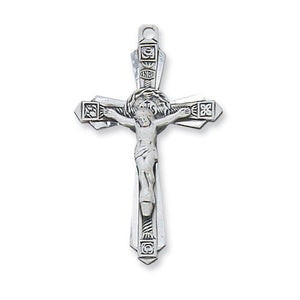 Sterling Silver Crucifix No Chain (Style: L9155X/T)