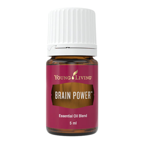 Brain Power Essential Oil Blend - Buy Online | Betrothed