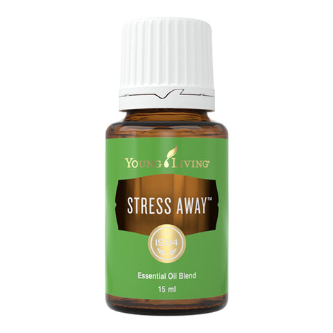 Stress Away Essential Oil Blend - Buy Online | Betrothed