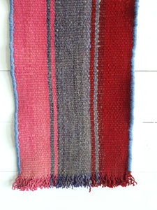 Manta Wool Table Runner #02