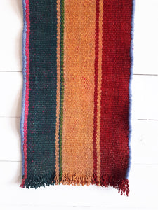 Manta Wool Table Runner #04