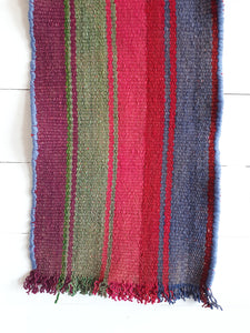 Manta Wool Table Runner #03