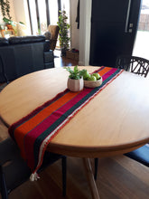 Manta Wool Table Runner #01
