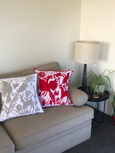 Otomi Unicolor Cushion Cover