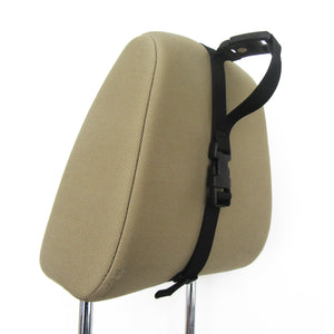 Headrest Hat and Helmet Holder