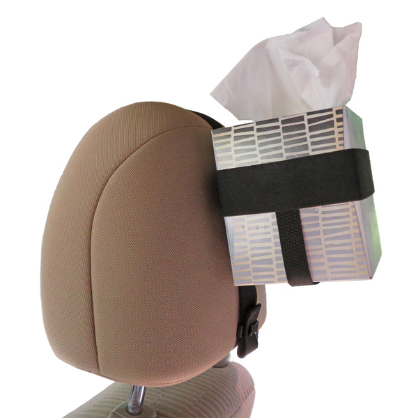 Headrest Tissue Box Holder