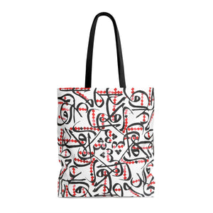 """Red"" - Tote Bag"