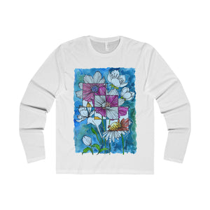 """Squares"" - Long Sleeve"