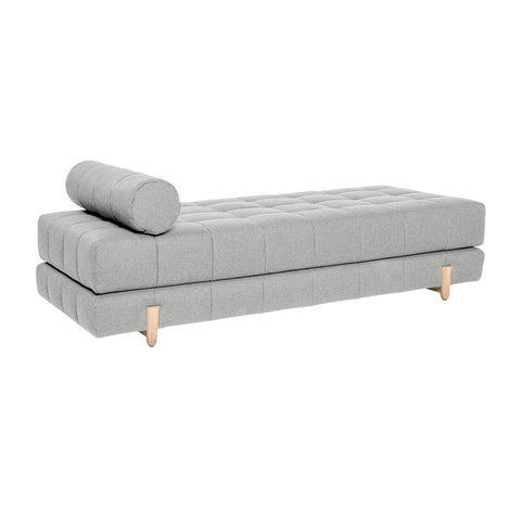 Bloomingville Bulky Daybed, Grå, Uld