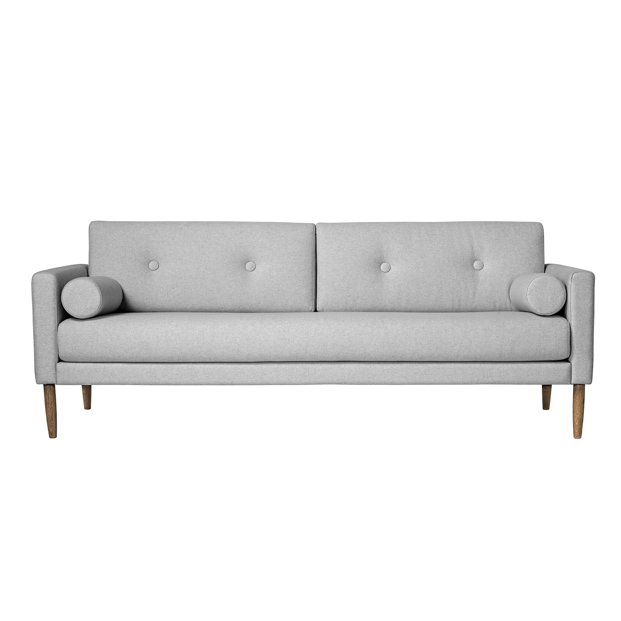 Image of   Bloomingville Calm Sofa, Grå, Bomuld