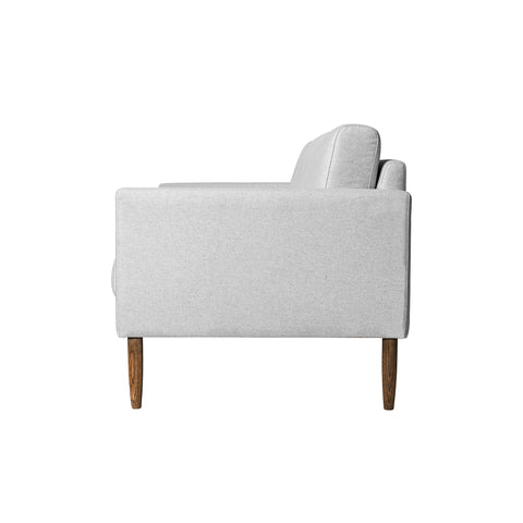 Bloomingville Calm Sofa, Grå, Bomuld