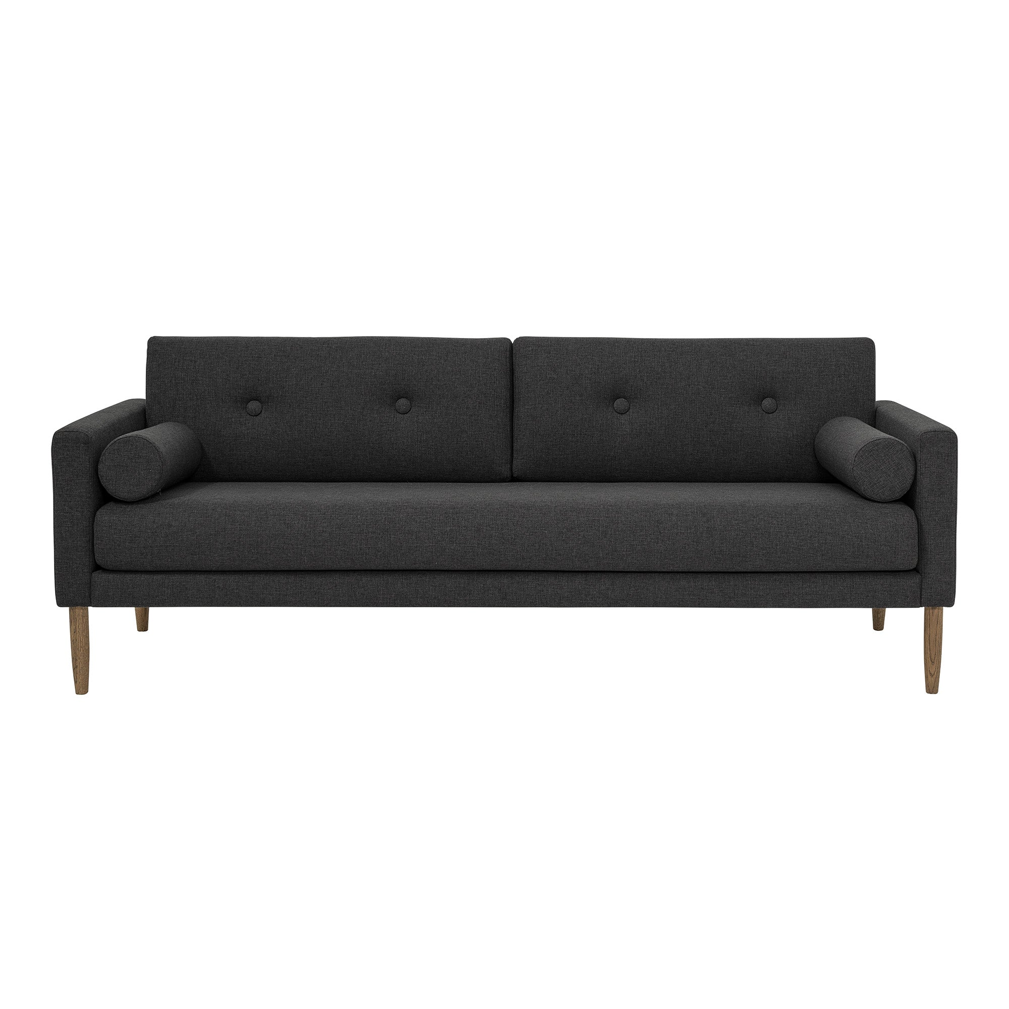 Image of   Bloomingville Calm Sofa, Grå, Polyester