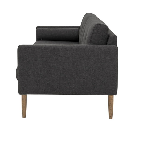 Bloomingville Calm Sofa, Grå, Polyester