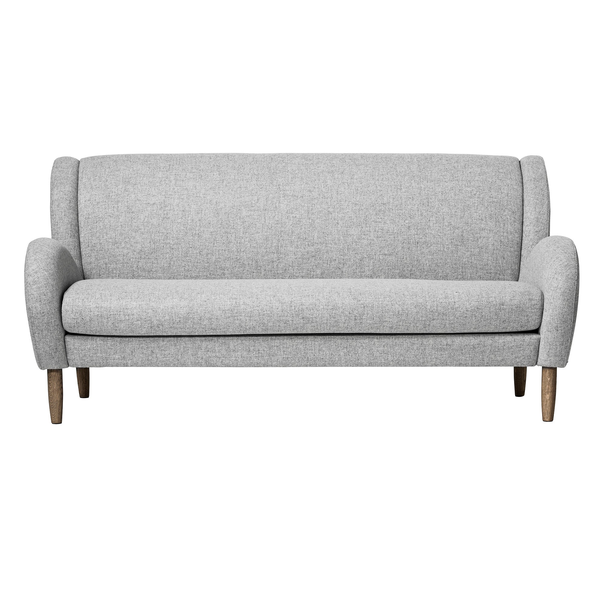 Image of   Bloomingville Chill Sofa, Grå, Uld