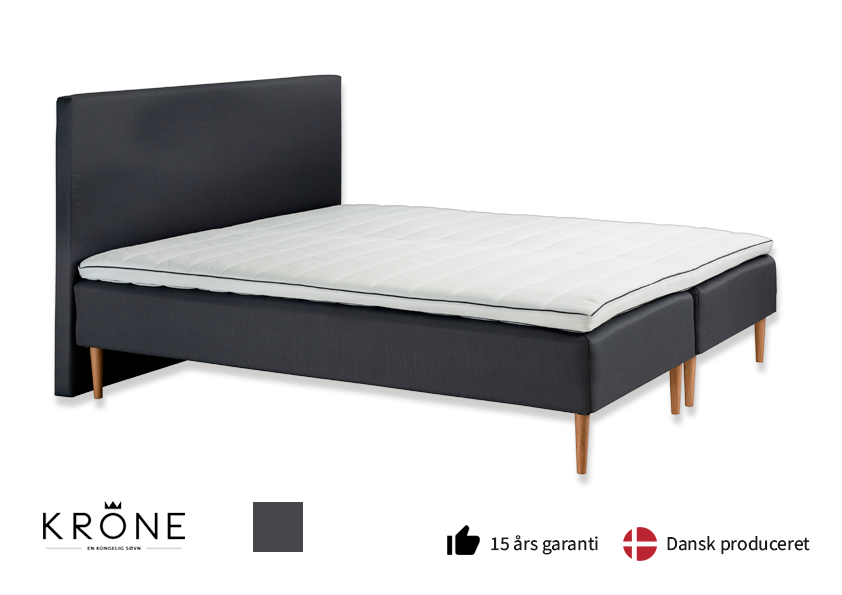 Image of   Krone Signatur Box 160x200cm