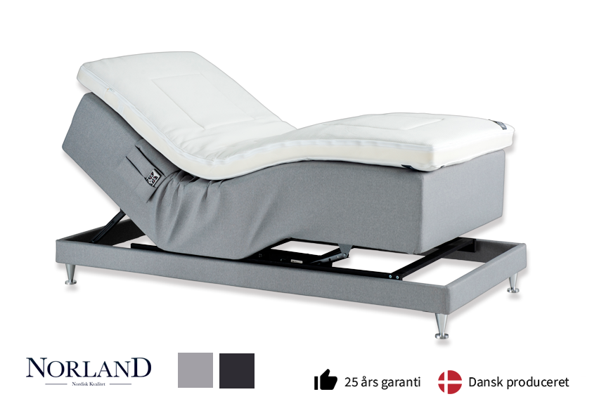 Image of   Norland GreenElite EL Box 2D 90x200 cm.
