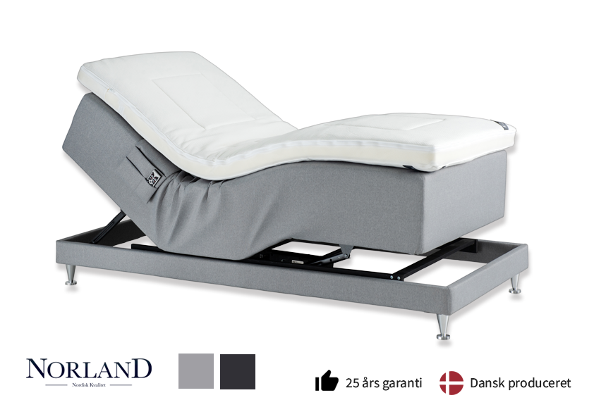 Image of   Norland GreenElite EL Box 2D 90x210 cm.