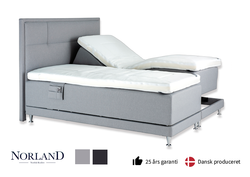 Image of   Norland GreenElite EL Box 2D 180x200 cm.