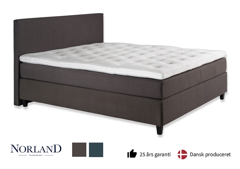 Image of   Norland Limited Komfort 160x200cm