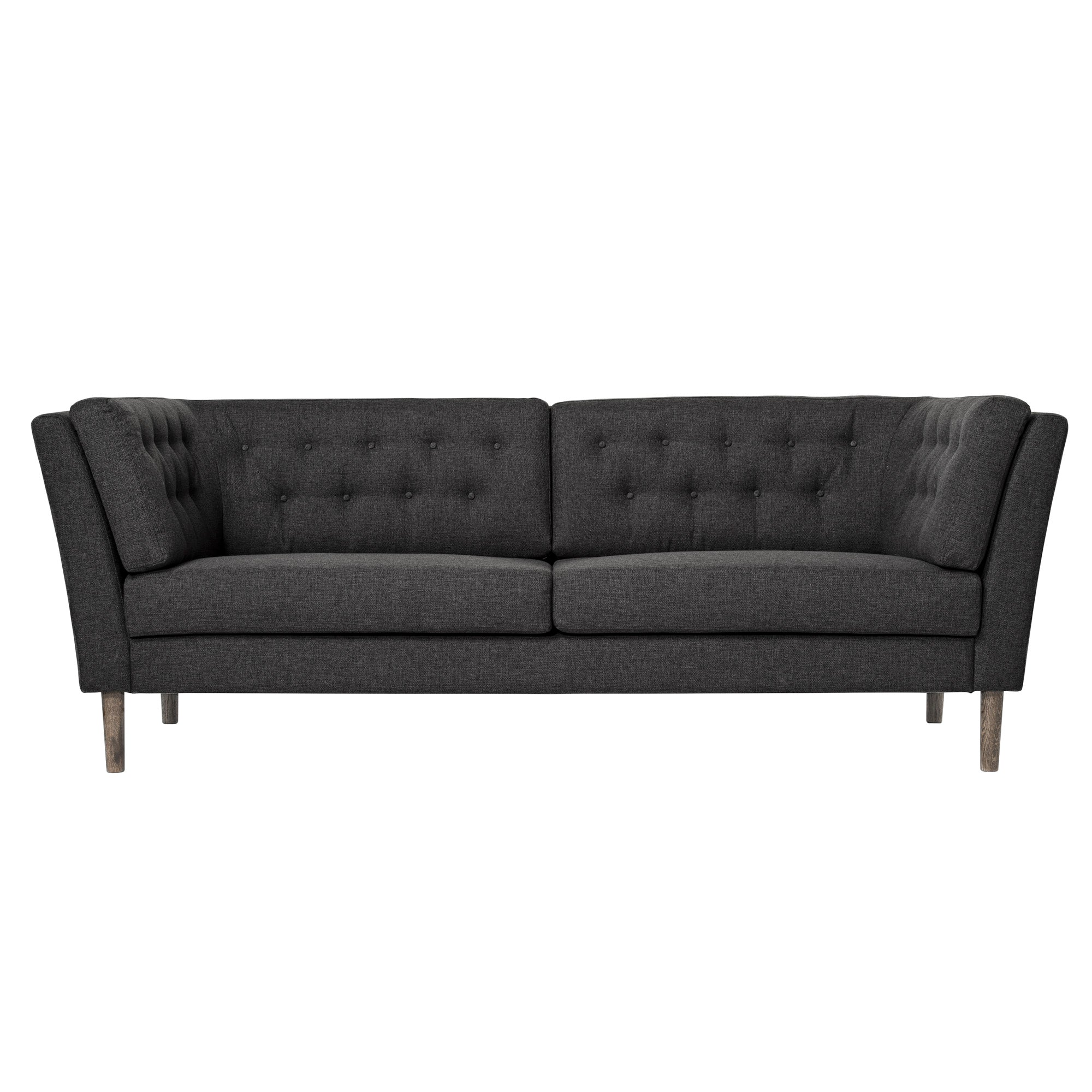 Image of   Bloomingville Pause Sofa, Grå, Polyester