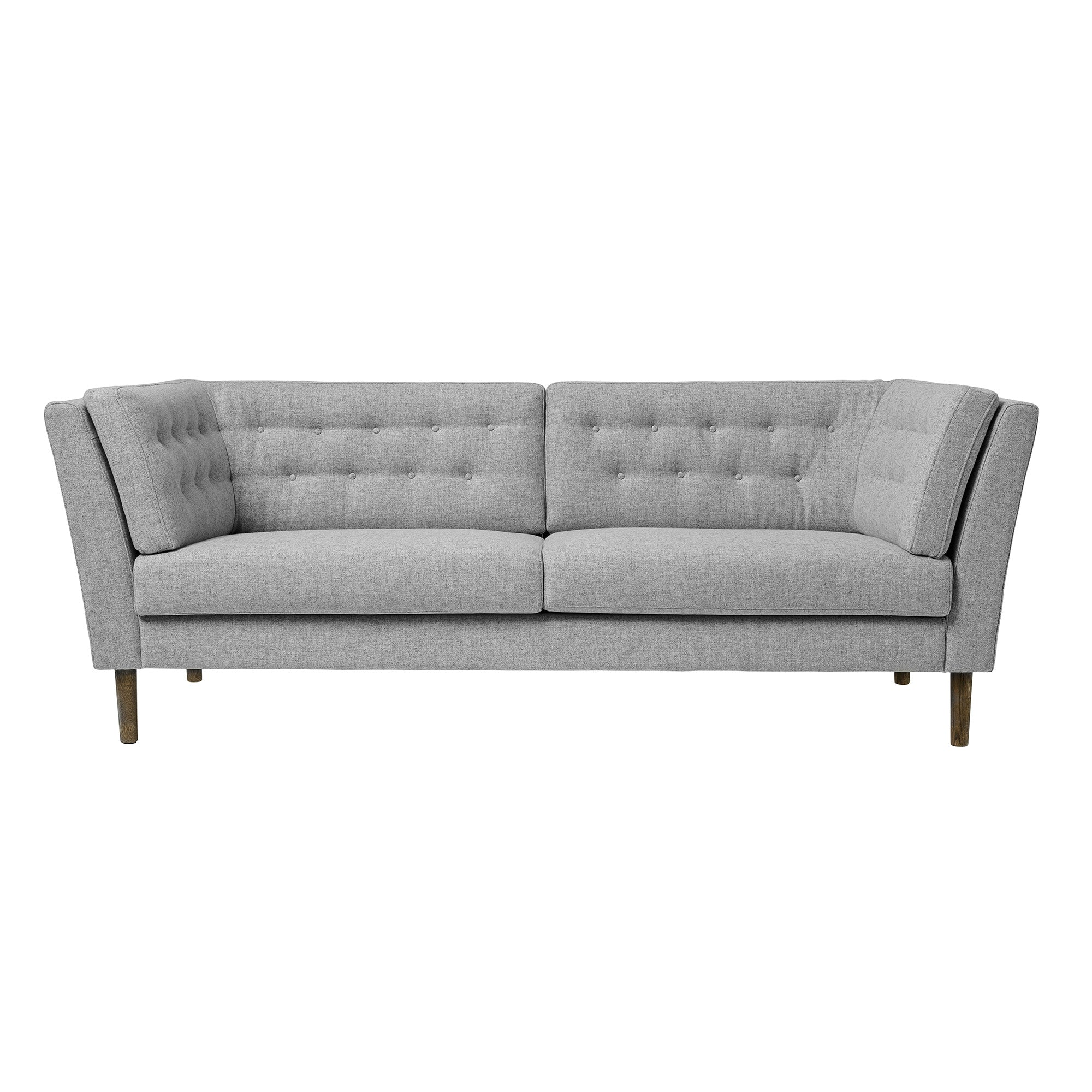 Image of   Bloomingville Pause Sofa, Grå, Uld